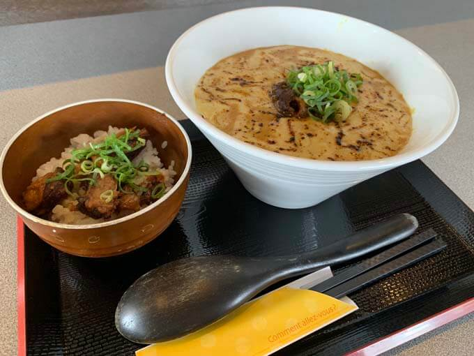 東条(どうじょう)うどん | 濃厚チーズとろーりのカレーうどん、30種のスパイスが決め手