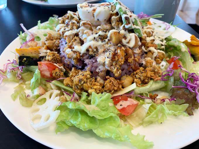アンド ライフ カフェ 富山 | 女子会ランチにおすすめ!オーガニック野菜がいっぱい