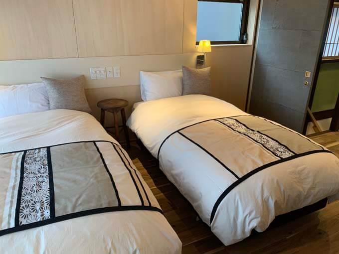 ウミネコの寝室
