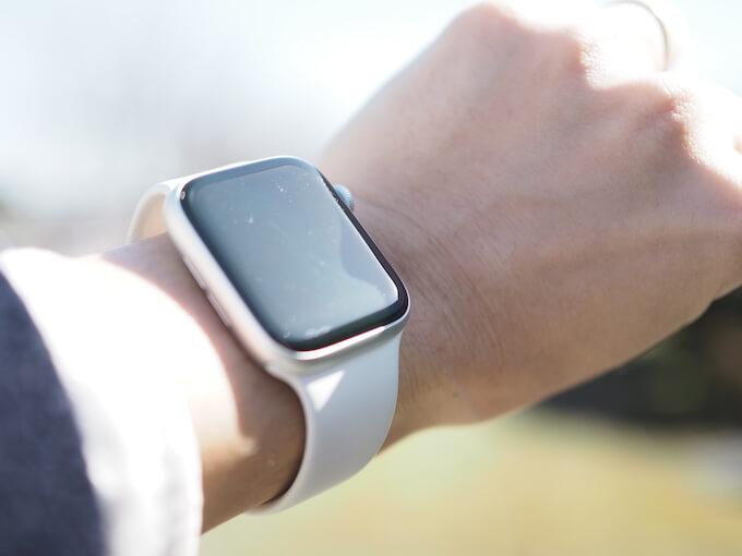 「田舎暮らし」×「Apple Watch」